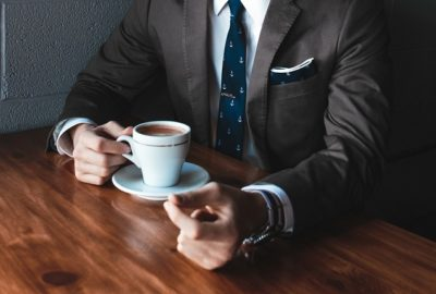 Blog Post - Recruiter Accountant Business Meeting Stress & Coffee